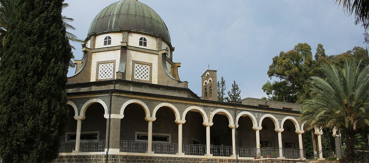 Church of Beatitudes